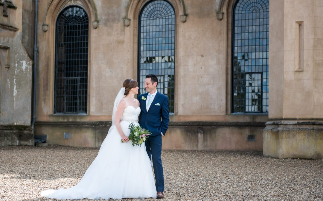 Beautiful Wedding at Knebworth House in Hertfordshire