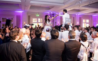 Incredible Jewish Wedding at The Four Seasons Hotel in Hampshire