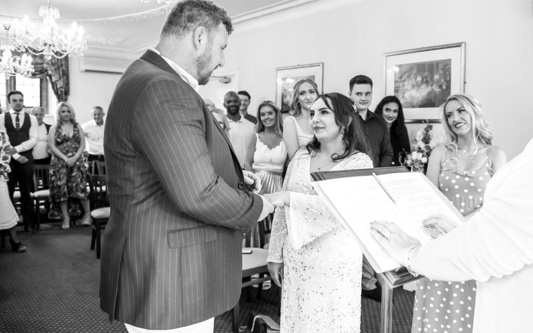 Fabulous Surrey Wedding