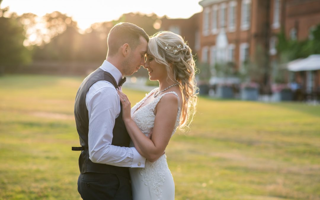Beautiful Stoke Place Wedding