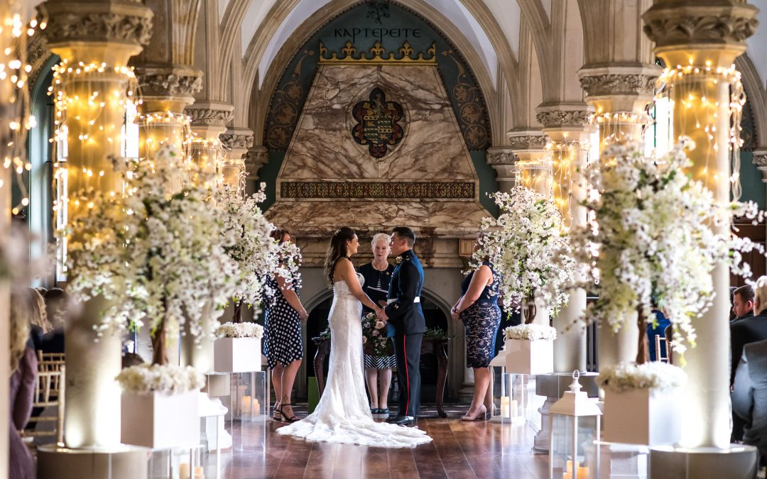Wotton House Surrey Wedding