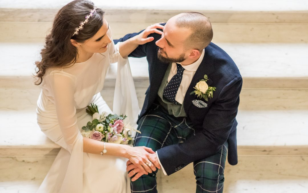 Magical Mayfair Wedding at Dartmouth House