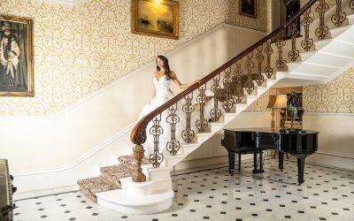 Bridal Shoot at The Petersham Hotel
