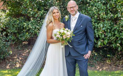 Maria & Paul's Weybridge Wedding