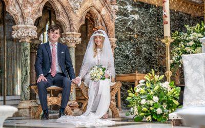 Sara & Julio's Mayfair Wedding