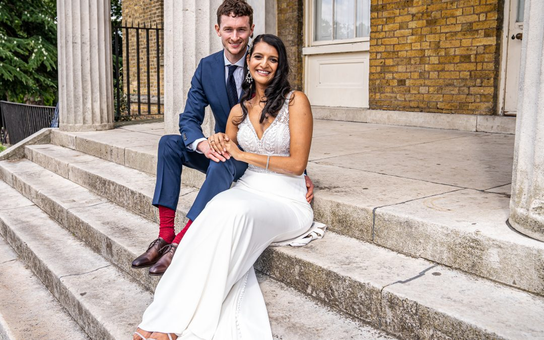 Reene & John's London Wedding