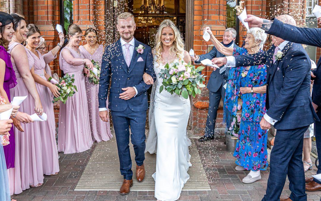 Sophie & Alex – Woodlands Park Hotel Wedding